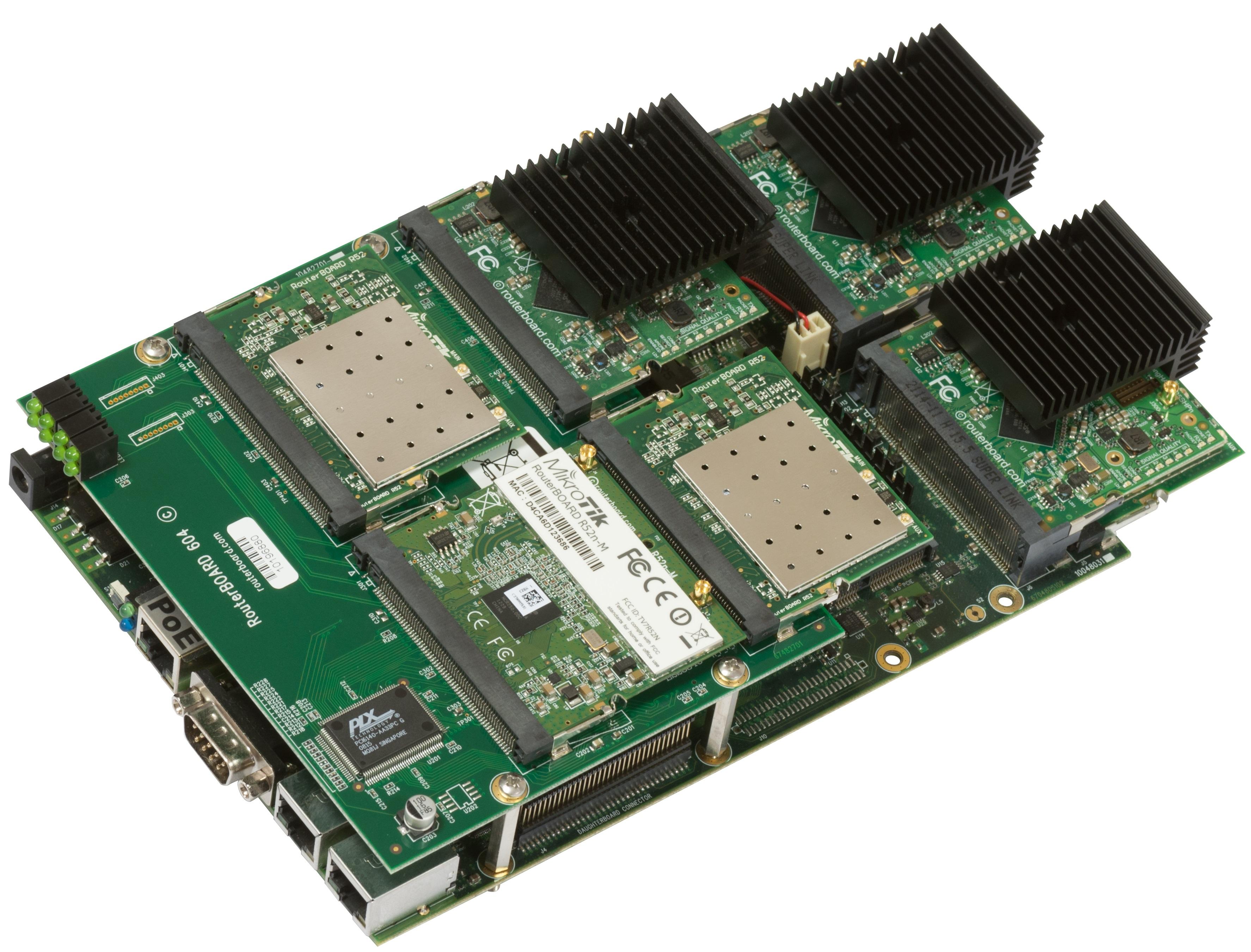 Asamblare RouterBoard