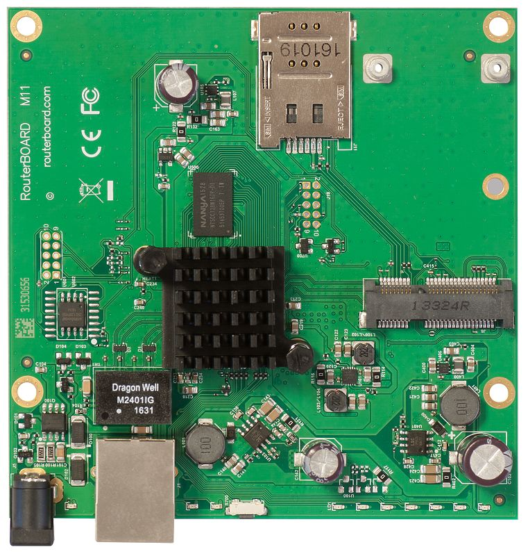 Mikrotik RouterBoard M11G