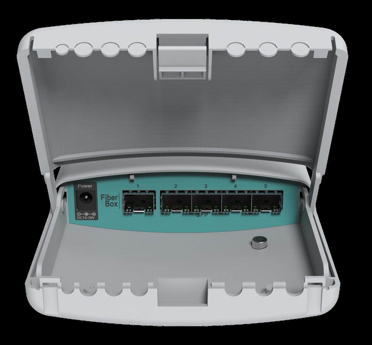 Mikrotik FiberBox 4